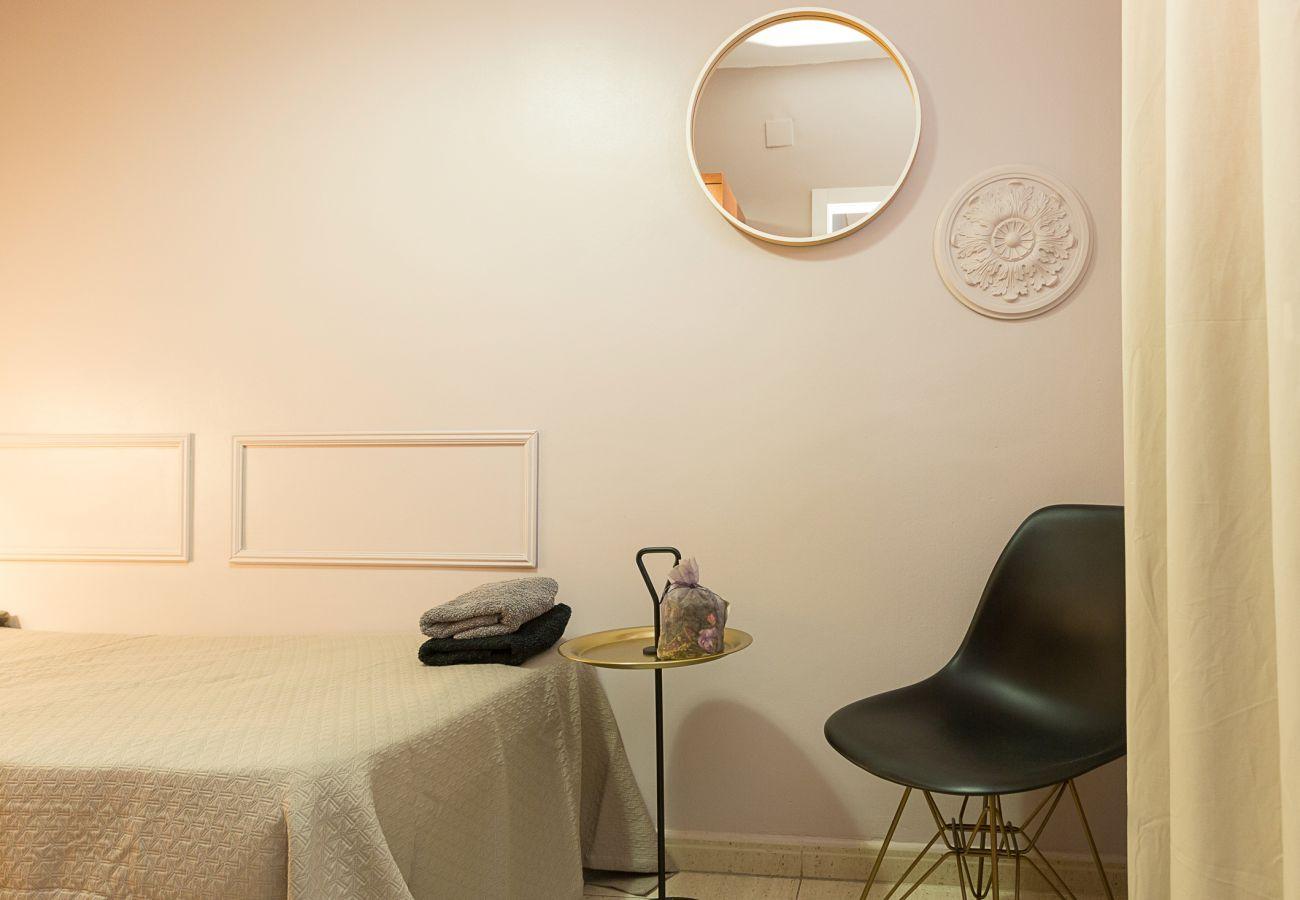 Apartamento em Barcelona - PLAZA ESPAÑA, comfy, 3 bedrooms