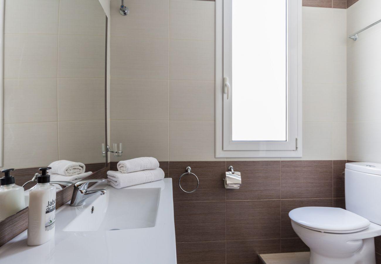 Apartamento em Barcelona - ATIC CIUTADELLA PARK, 2 double bedrooms