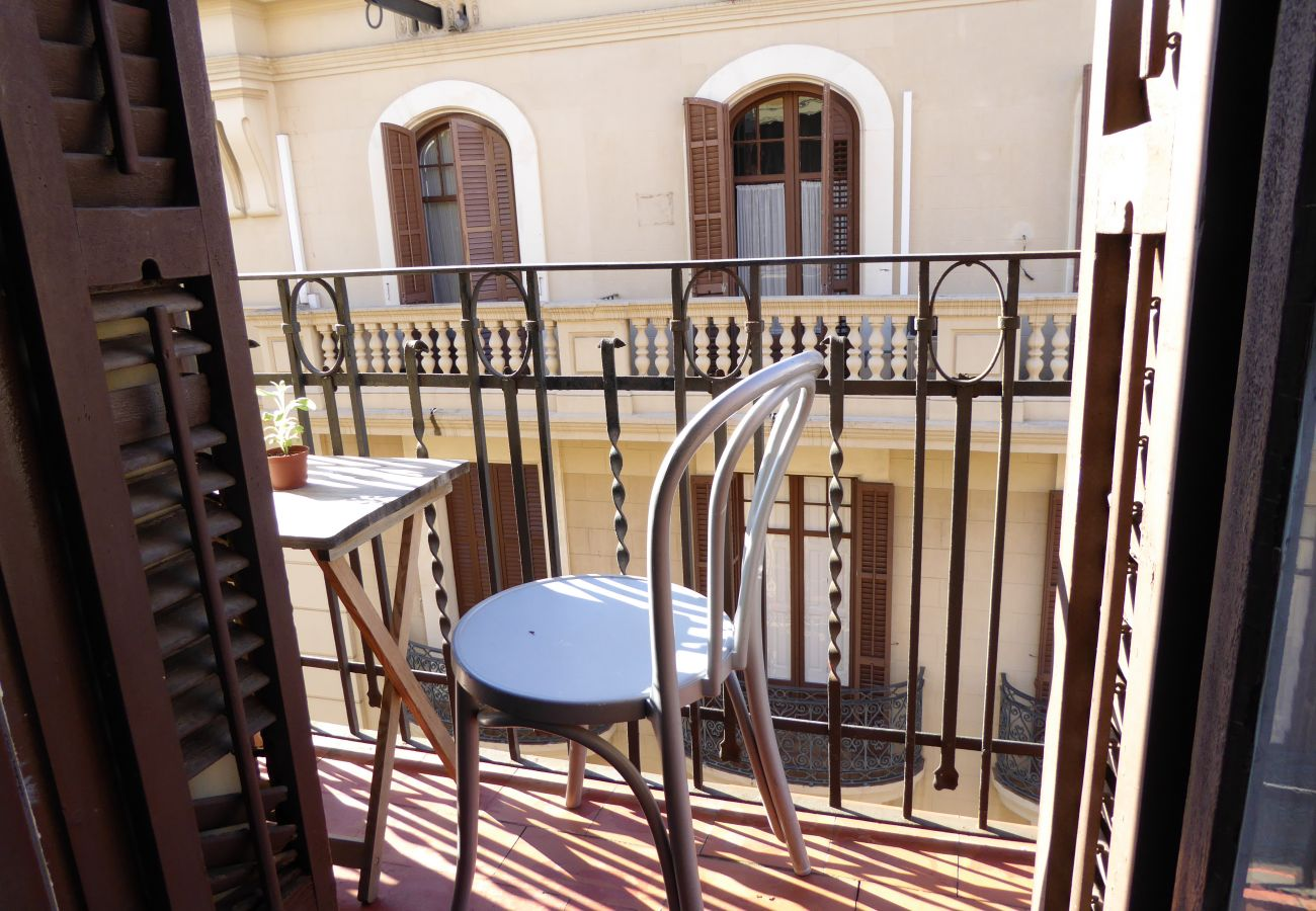 Apartamento em Barcelona - GRACIA boho chic, balcony, views
