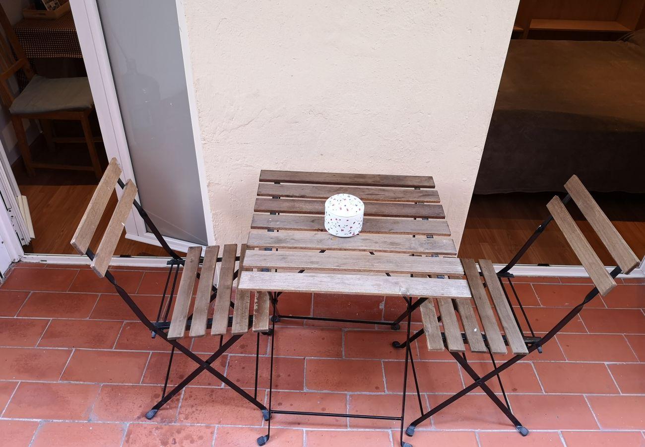 Apartamento em Barcelona - GRACIA comfort, patio area