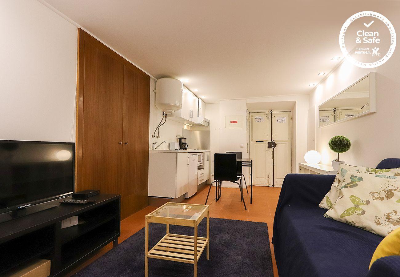 Apartamento em Lisboa - BAIRRO ALTO BLUE by HOMING