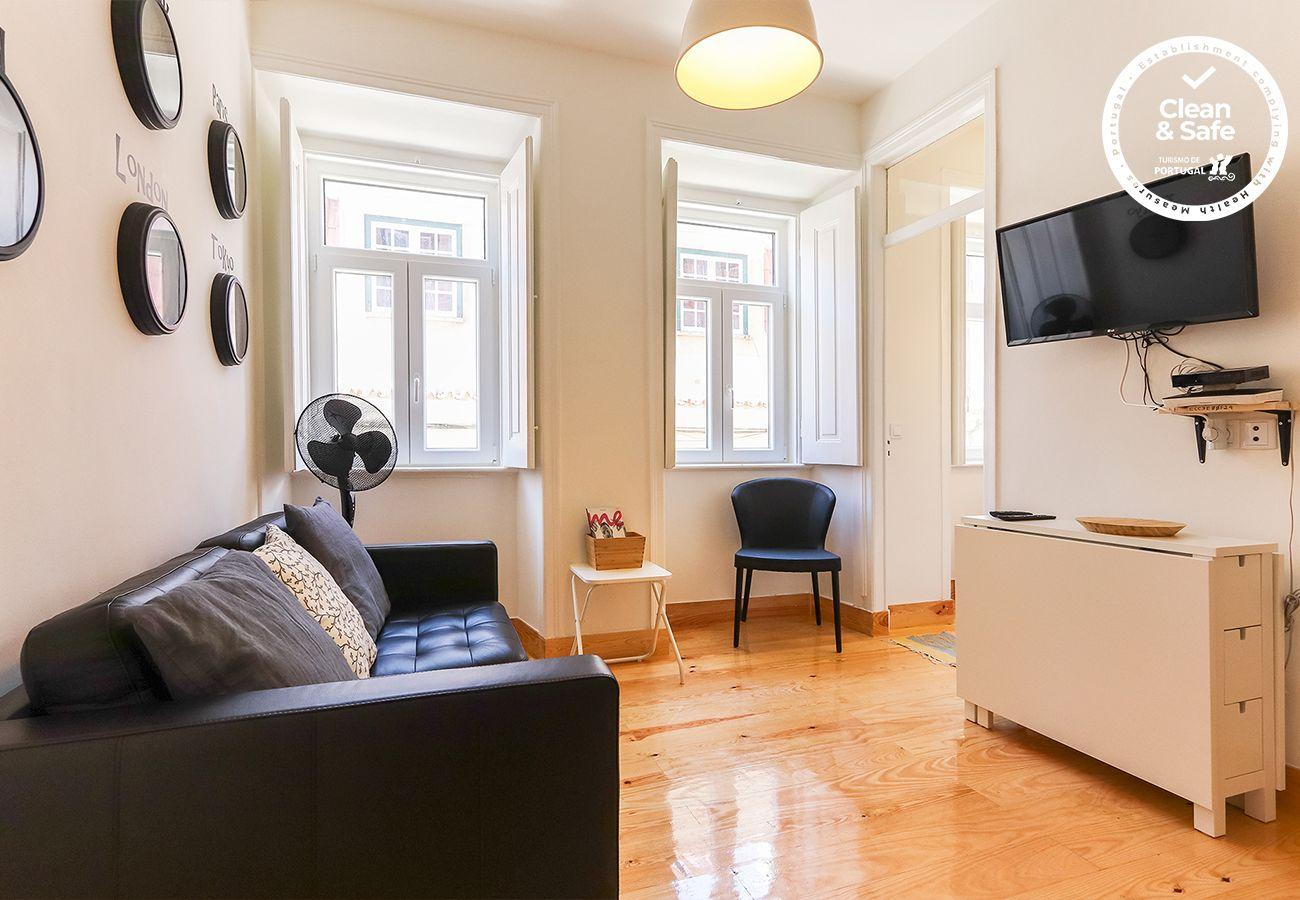 Apartamento em Lisboa - BAIRRO ALTO BRIGHT by HOMING