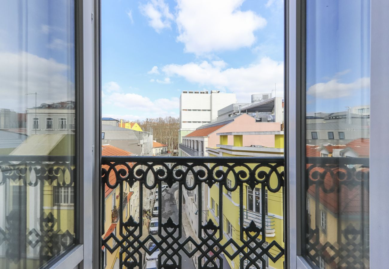 Apartamento em Lisboa - AV. LIBERDADE VINTAGE by HOMING