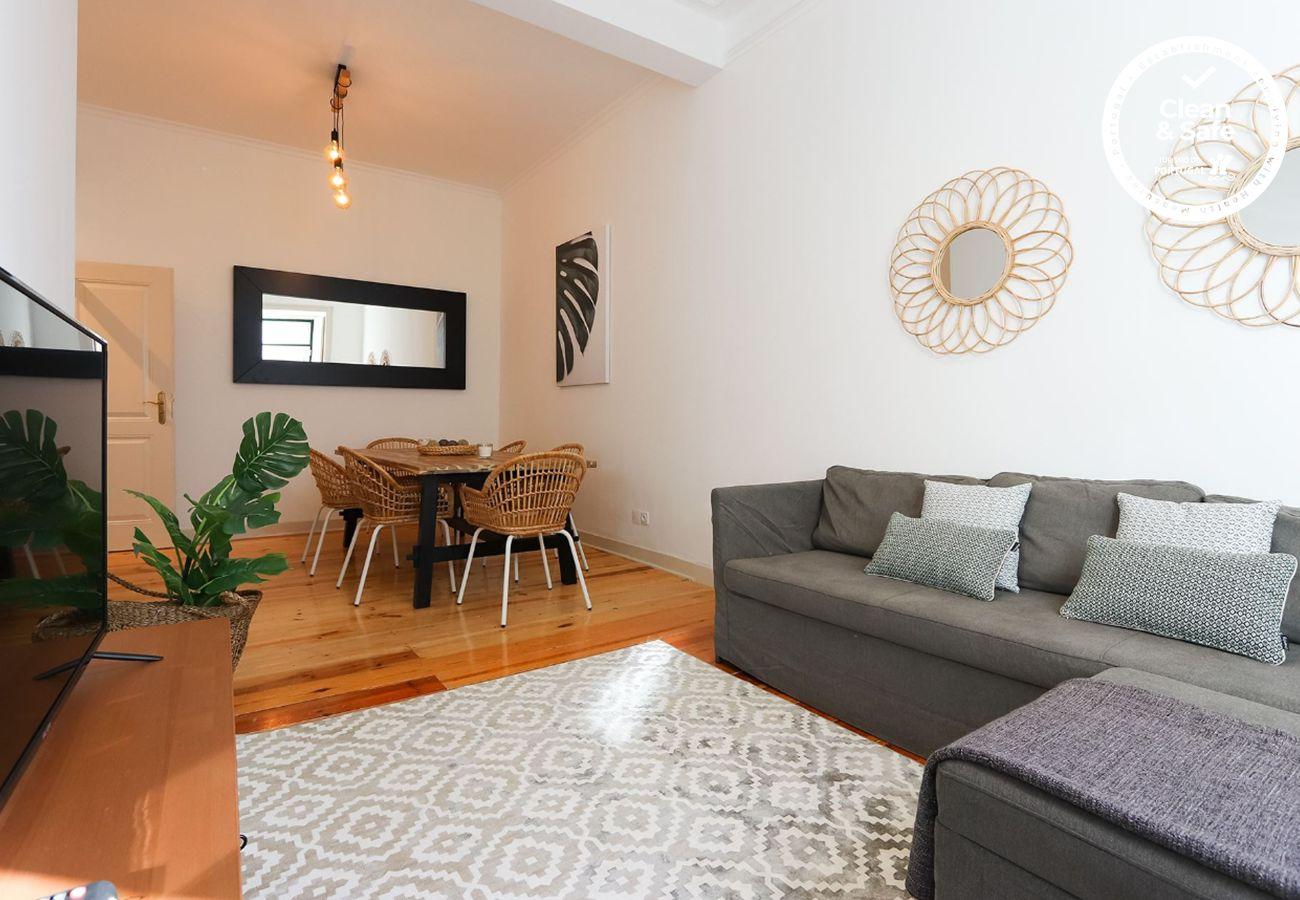 Apartamento em Lisboa - AV. LIBERDADE TERRACE by HOMING