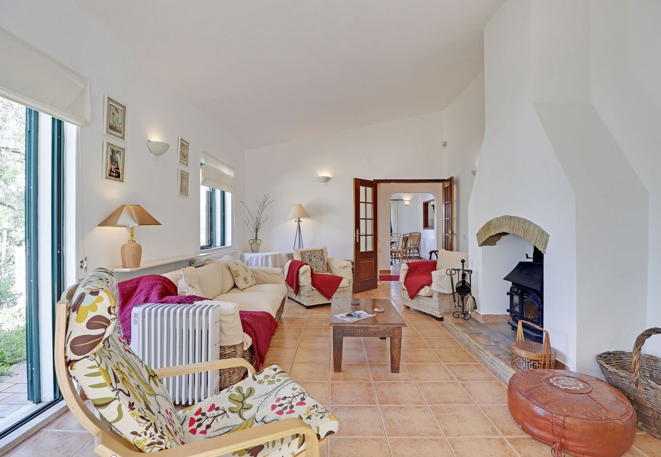 Villa em São Brás de Alportel - ALGARVE COUNTRY VILLA WITH POOL by HOMING