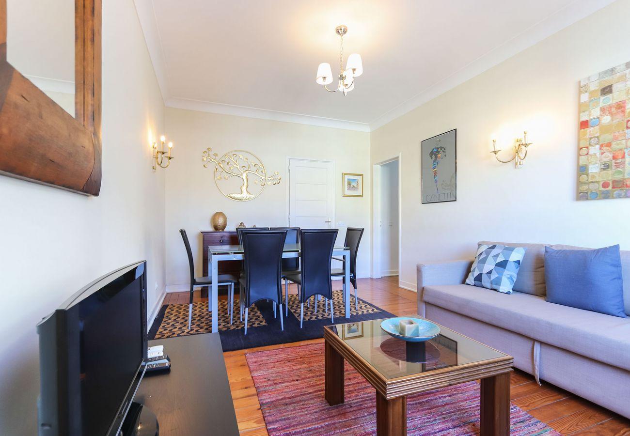 Apartamento em Lisboa - AV. LIBERDADE ELEGANT by HOMING