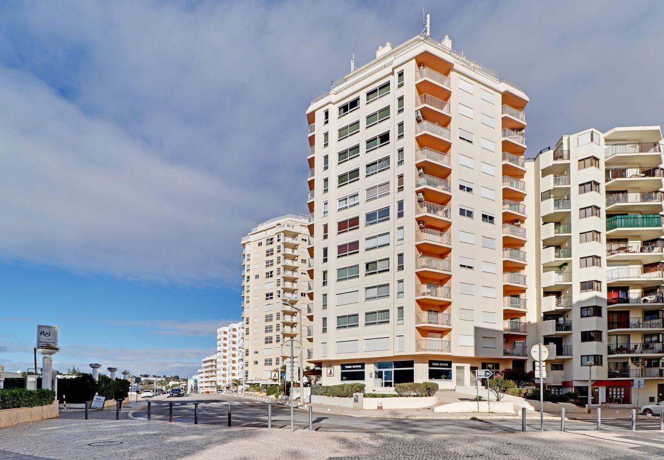 Apartamento em Armação de Pêra - ARMAÇÃO DE PERA BEACH VIEW by HOMING