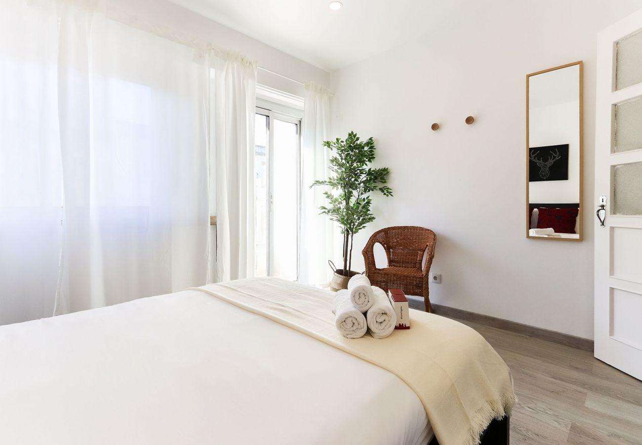 Apartamento em Lisboa - ALMIRANTE BALCONY by HOMING