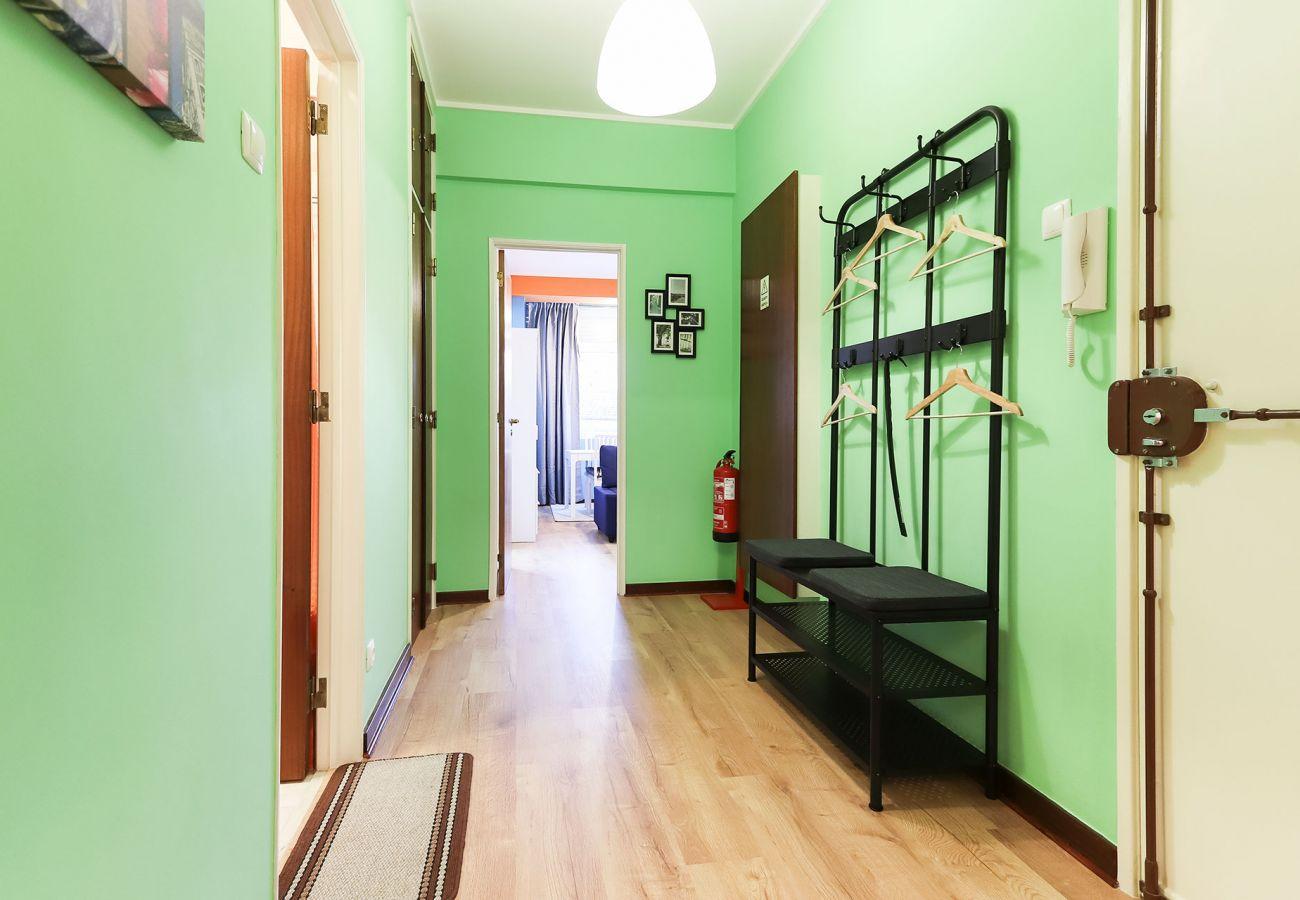Apartamento em Lisboa - ALMIRANTE STYLISH by HOMING