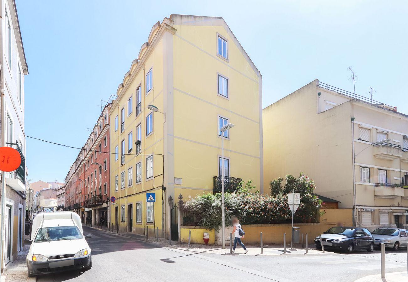 Estúdio em Lisboa - AMOREIRAS COSY TERRACE by HOMING