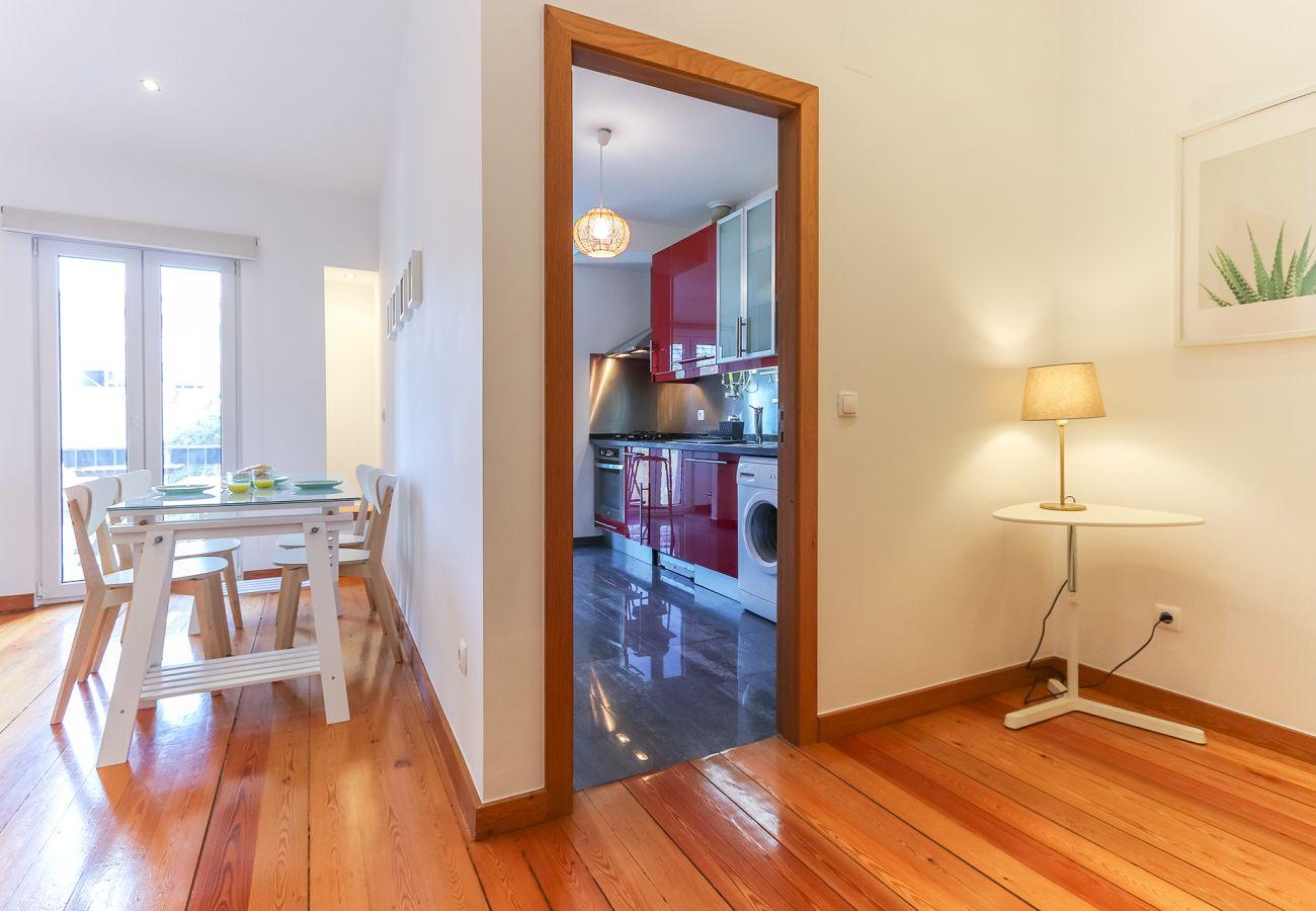 Apartamento em Lisboa - ALCANTARA BALCONY & BRIDGE by HOMING