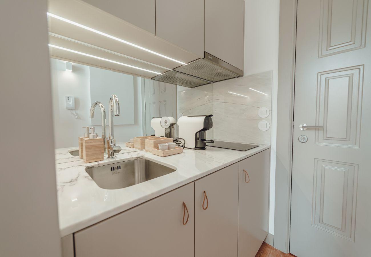 Apartamento em Porto - DOWNTOWN B533 APARTMENT B