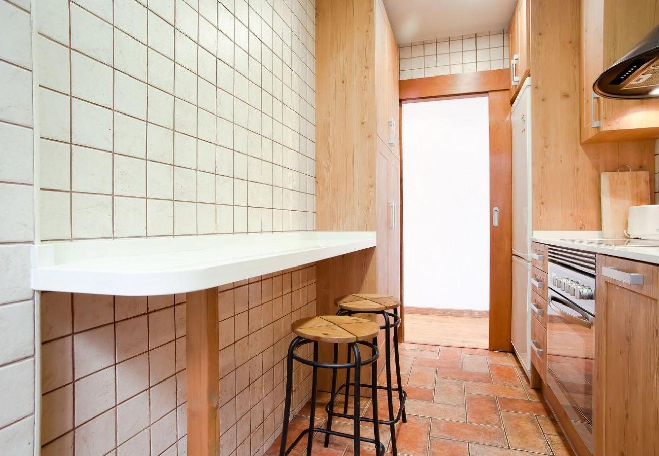 Apartment in Barcelona - ATIC SAGRADA FAMILIA, with big private terrace
