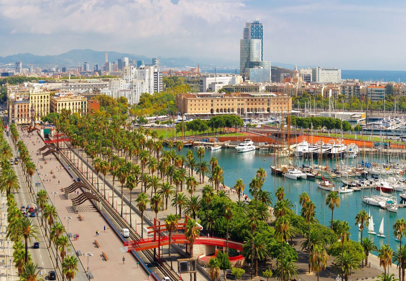 Apartment in Barcelona - ATIC CIUTADELLA PARK, 2 double bedrooms