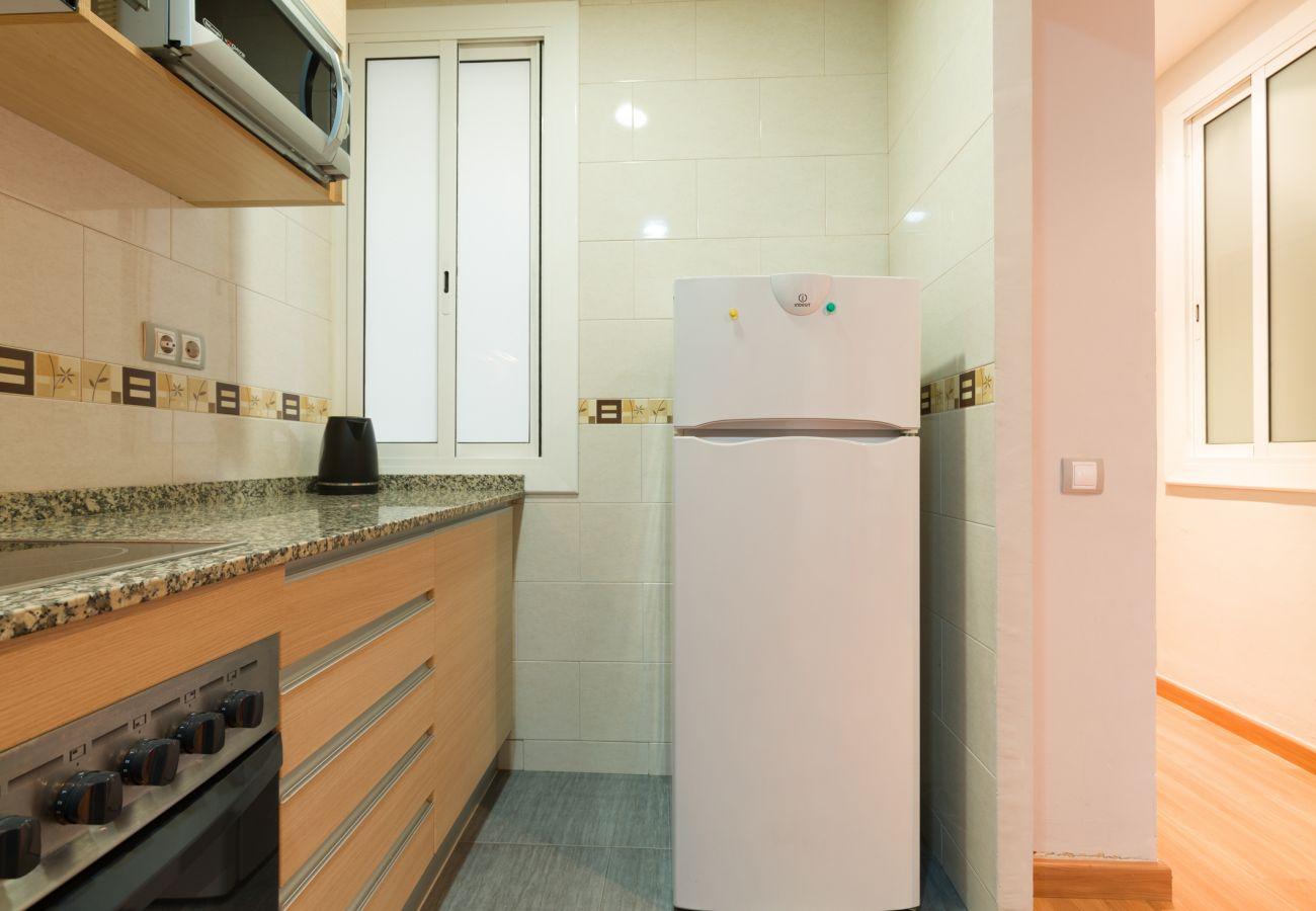 Apartment in Barcelona - GRACIA COMFORT, with patio area
