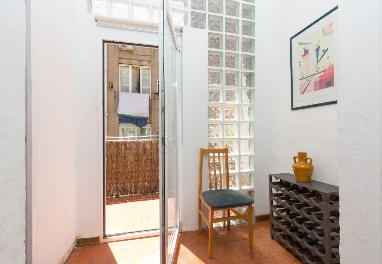 Apartment in Barcelona - GRACIA SANT AGUSTI, 3 bedrooms