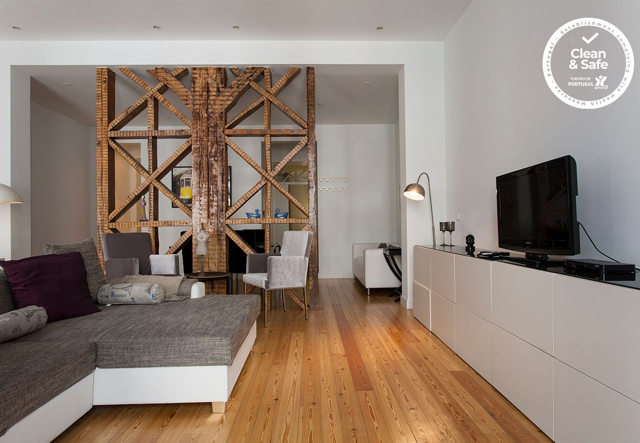 Apartment in Lisbon - DOWNTOWN BROWN by HOMING