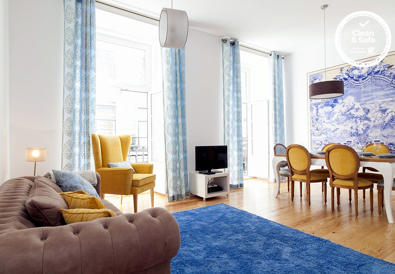 Apartment in Lisbon - DOWNTOWN VINTAGE by HOMING