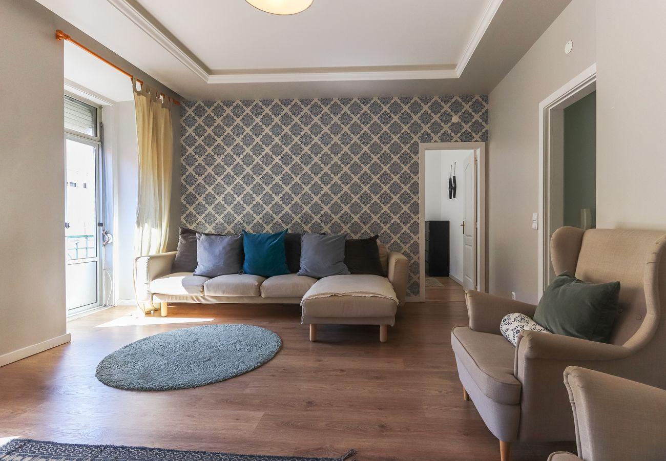 Apartment in Lisbon - GRAND ALMIRANTE by HOMING