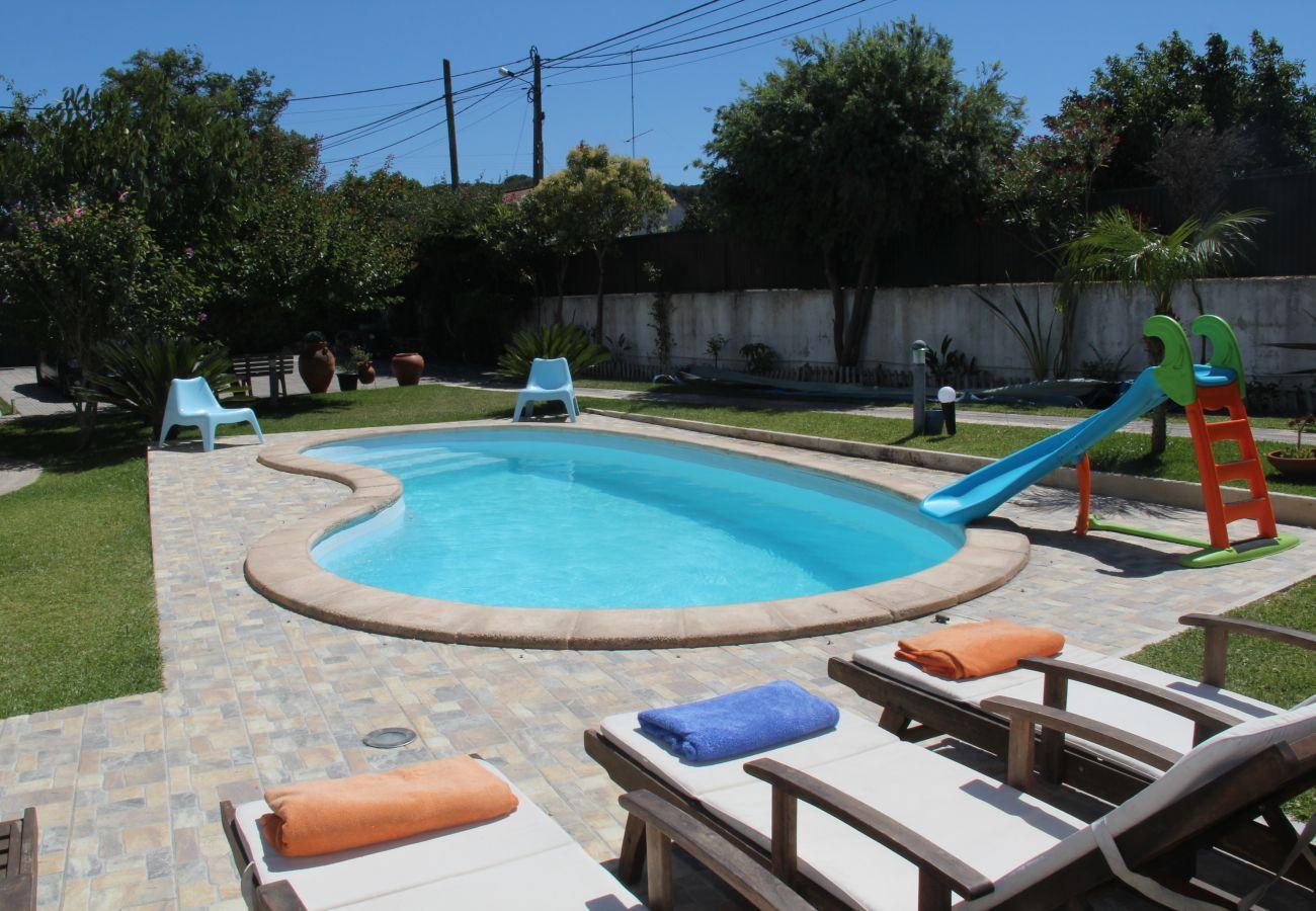 Villa in Sesimbra - SESIMBRA STYLISH VILLA by HOMING