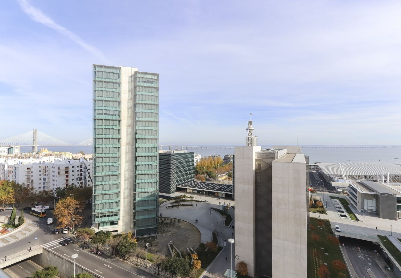 Apartment in Lisbon - EXPO PANORAMIC VIEWS by HOMING