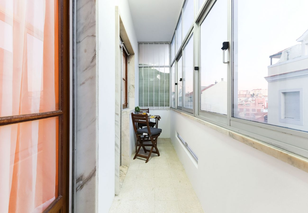 Apartment in Lisbon - ALMIRANTE STYLISH by HOMING
