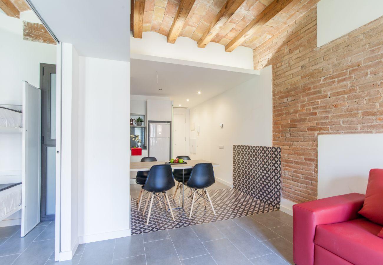 Apartamento en Barcelona - DELUXE, central, city views, balcony