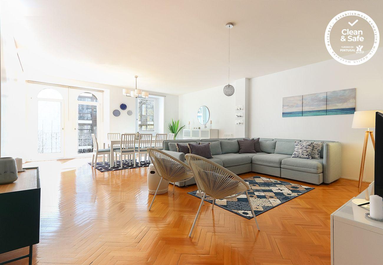 Apartamento en Lisboa ciudad - MARQUES DE POMBAL DELUXE by HOMING