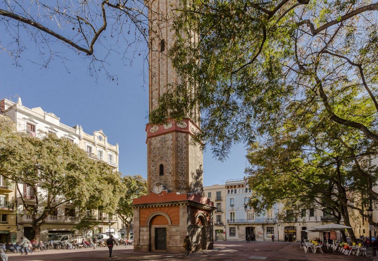 Appartement à Barcelone - GRACIA boho chic, balcony, views