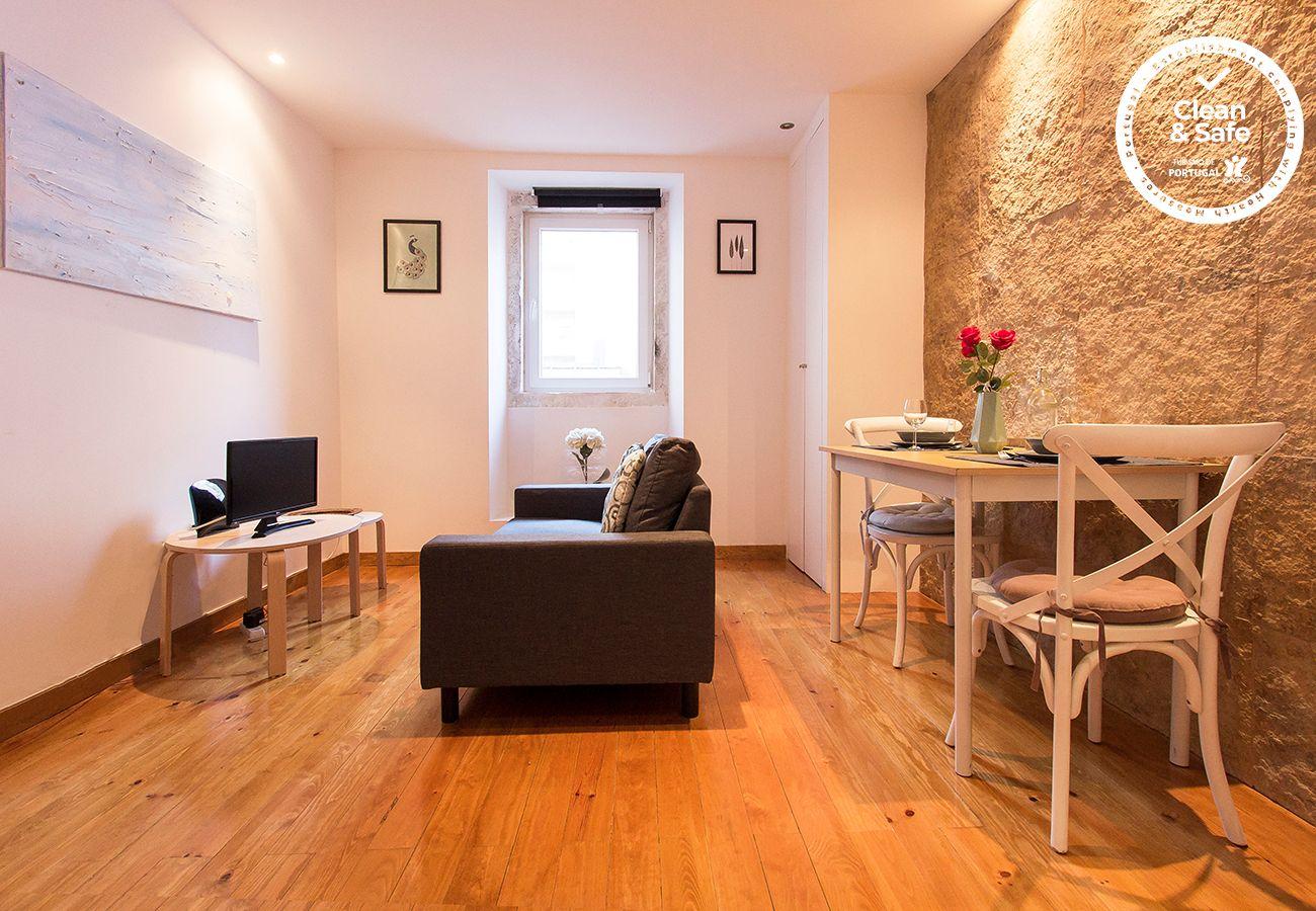 Appartement à Lisbonne - SANTA MARTA VINTAGE DESIGN II by HOMING