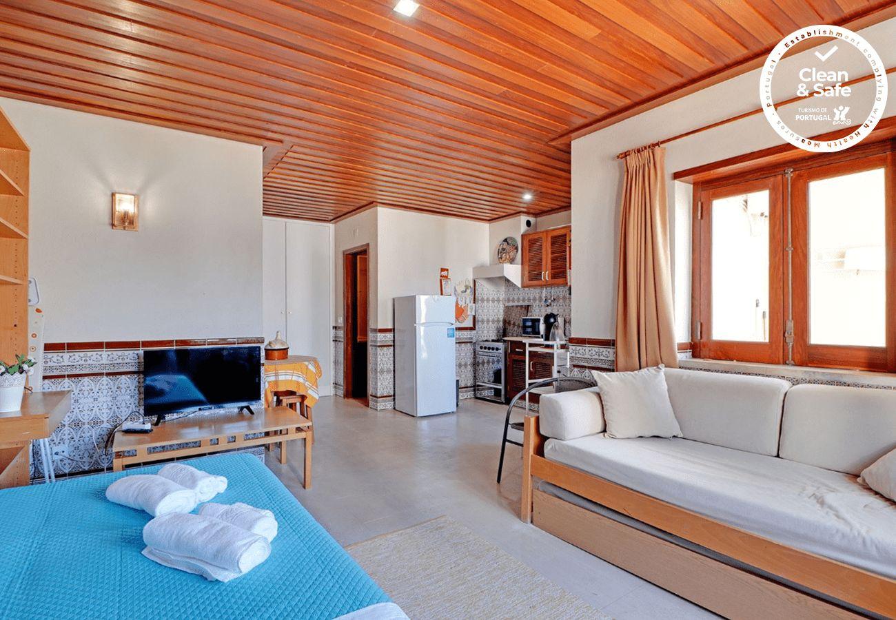 Studio à Monte Gordo - MONTE GORDO BEACHVIEW I by HOMING