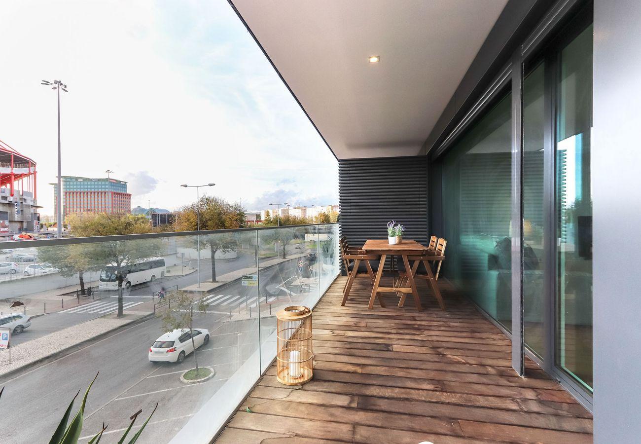 Appartement à Lisbonne - BENFICA LUX TERRACE by HOMING