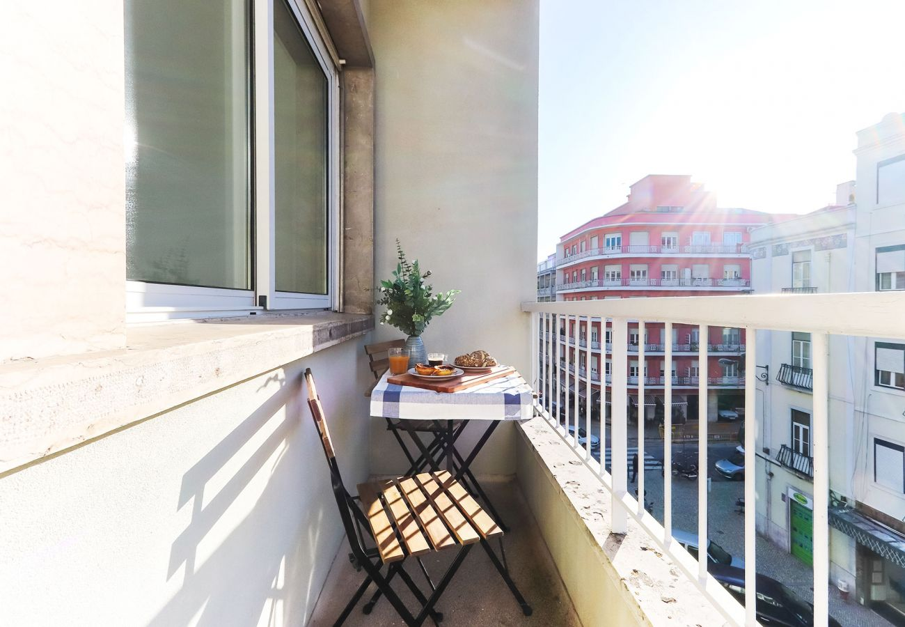 Appartement à Lisbonne - ALMIRANTE BALCONY by HOMING