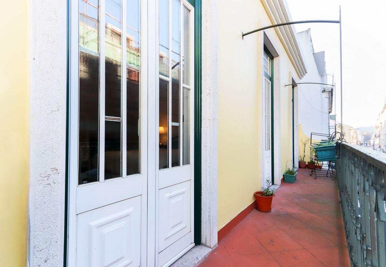 Appartement à Lisbonne - RATO ELEGANT by HOMING