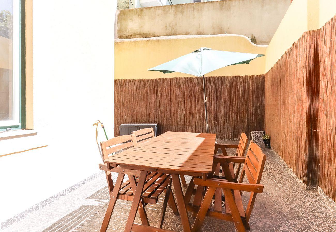 Studio à Lisbonne - AMOREIRAS COSY TERRACE by HOMING